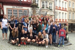 Year 8 trip to Traben Trarbach